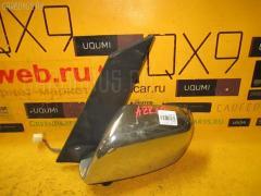 Зеркало двери боковой TOYOTA VOXY AZR60G Левое