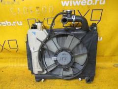 Радиатор ДВС TOYOTA PROBOX NCP58G 1NZ-FE