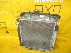 Радиатор ДВС DAIHATSU BOON M300S 1KR-FE