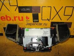 Автомагнитофон HONDA ACCORD CU2 39050-TL3-J01