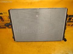 Радиатор ДВС на Volkswagen Golf V 1KBWA BWA WVWZZZ1KZ6U033331 VAG 1K0121251AB