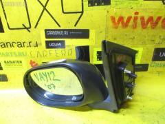Зеркало двери боковой NISSAN AD EXPERT VAY12 Левое