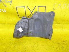 Защита двигателя NISSAN MARCH AK12 CR12DE 75899-AX000 Переднее Левое