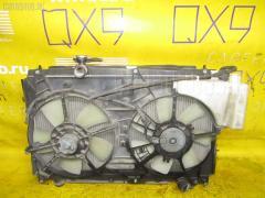Радиатор ДВС на Toyota Voxy AZR60G 1AZ-FSE 16400-28360  16400-37220  16470-28070  16711-28210