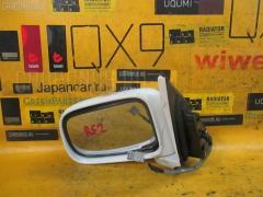 Зеркало двери боковой на Honda Stepwgn RF2, Левое расположение