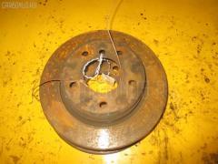 Тормозной диск BMW 3-SERIES E46-AY72 N42 Заднее