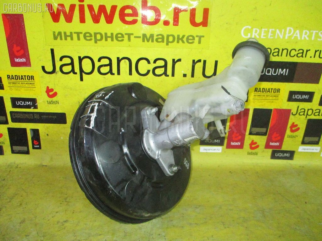 Главный тормозной цилиндр на Toyota Vitz NSP130 1NR-FE Фото 1