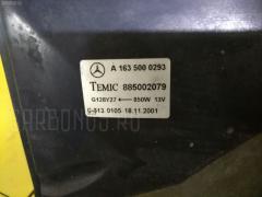 Вентилятор радиатора ДВС на Mercedes-Benz M-Class W163.174 113.981