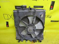 Радиатор ДВС HONDA LIFE JB1 E07Z