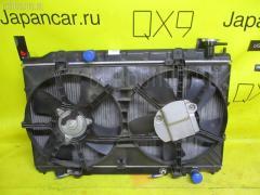 Радиатор ДВС NISSAN
