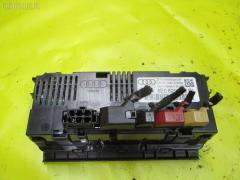 Блок управления климатконтроля AUDI A4 8EBFB BFB WAUZZZ8E87A161859
