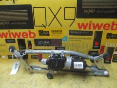 Мотор привода дворников на Nissan March NK13