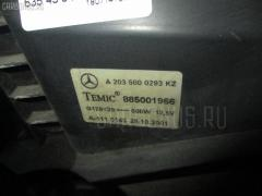 Вентилятор радиатора ДВС MERCEDES-BENZ C-CLASS STATION WAGON S203.245 111.955 A2035000293
