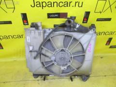 Радиатор ДВС TOYOTA WILL CYPHA NCP70 2NZ-FE