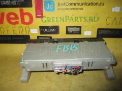 Блок управления климатконтроля NISSAN SUNNY FB15 QG15DE 27500-6N660