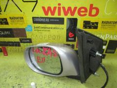 Зеркало двери боковой NISSAN NOTE E11 Левое