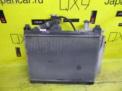 Радиатор ДВС TOYOTA BB NCP30 2NZ-FE