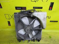 Радиатор ДВС HONDA CAPA GA4 D15B