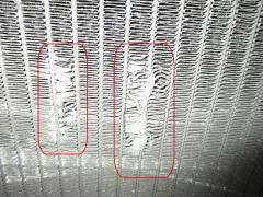Радиатор ДВС на Nissan Sunny SB14 CD20