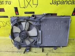 Радиатор ДВС TOYOTA AE111 4A-FE