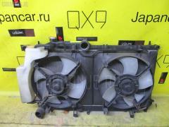 Радиатор ДВС на Subaru Legacy BL5 EJ20