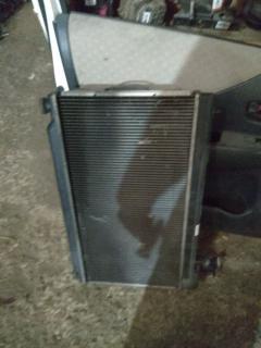 Радиатор ДВС 19010-PWA-J51, 19015-PWA-J51, 19020-PME-T01, 19030-PWA-J51 на Honda Fit GD1 L13A Фото 4