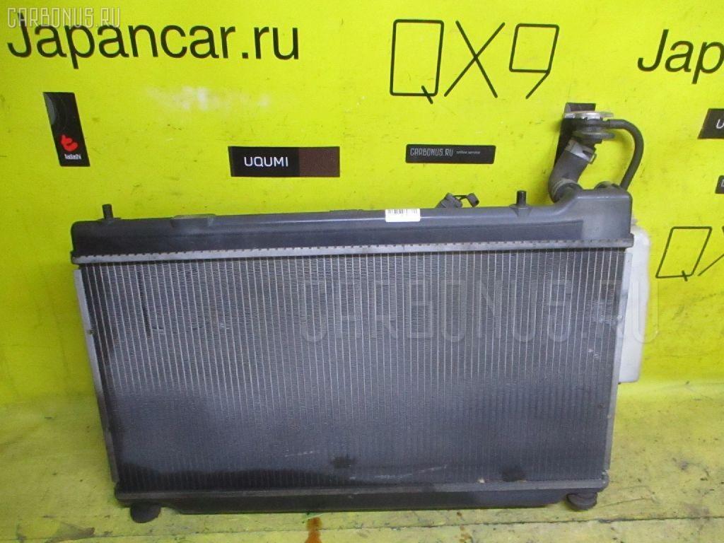 Радиатор ДВС 19010-PWA-J51, 19015-PWA-J51, 19020-PME-T01, 19030-PWA-J51 на Honda Fit GD1 L13A Фото 1