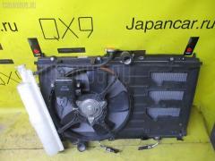 Радиатор ДВС MITSUBISHI LANCER CS2A 4G15