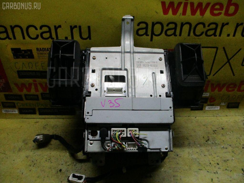 Блок управления климатконтроля на Nissan Skyline V35 VQ25DD Фото 1