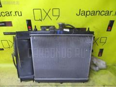 Радиатор ДВС на Nissan Note E11 HR15DE