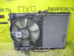 Радиатор ДВС на Mitsubishi Chariot Grandis N86W 6G72