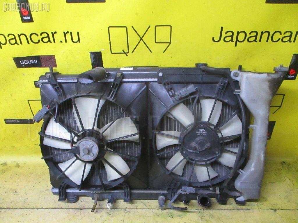 Радиатор ДВС Honda Stream RN3 K20A Фото 1