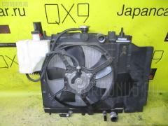 Радиатор ДВС NISSAN MARCH K12 CR10DE