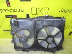Радиатор ДВС на Honda Odyssey RA4 F23A