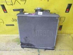 Радиатор ДВС MITSUBISHI PAJERO MINI H56A 4A30T