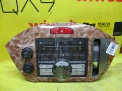 Блок управления климатконтроля на Nissan Presage TU31 QR25DE