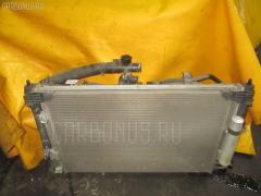 Радиатор ДВС на Mitsubishi Outlander CW5W 4B12