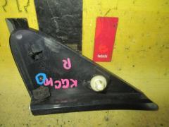 Накладка на крыло 62225-B1010 на Toyota Passo KGC10 Фото 2