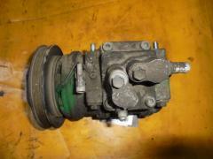 Компрессор кондиционера 88320-14543 на Toyota Chaser GX81 1G-GE Фото 3