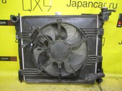 Вентилятор радиатора ДВС NISSAN LAFESTA B30 MR20DE