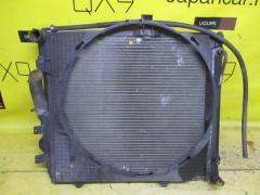 Радиатор ДВС WDB1240511B068396 A1245002402 на Mercedes-Benz E-Class W124.051 Фото 2