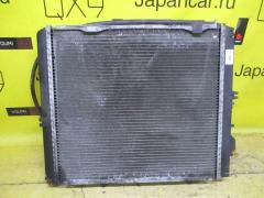 Радиатор ДВС на Mercedes-Benz E-Class W124.051 WDB1240511B068396 A1245002402