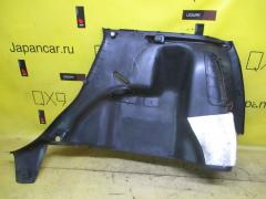 Обшивка багажника на Honda Fit GD1 84651-SAA-ZZ10, Заднее Левое Нижнее расположение