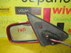 Зеркало двери боковой на Nissan Pulsar FN15, Левое расположение