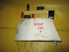 Планка задняя на Toyota Caldina ST215G, Левое расположение