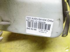 Бачок омывателя на Toyota Avensis AZT250 Фото 4