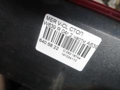 Стоп WDF63981123085771 A6398200264, A6398200664 на Mercedes-Benz V-Class W639.811 Фото 3