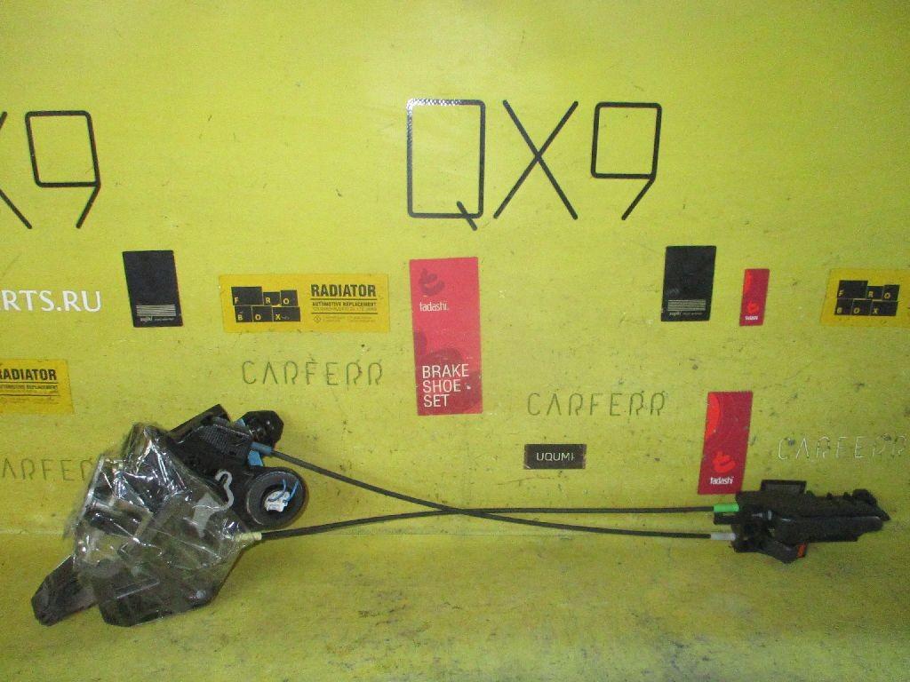 Замок двери на Toyota Passo QNC10 Фото 1