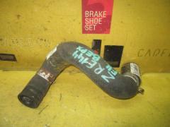 Патрубок радиатора ДВС на Toyota Corolla Fielder ZRE144G 1ZR-FE, Верхнее расположение