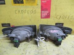 Туманка бамперная 114-22397 на Honda Fit GD1 Фото 2